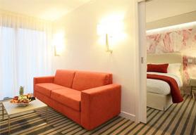Photo des suites de Cabourg