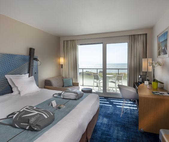 vignette En prépayant dès maintenant, profitez d'un tarif préférentiel si vous séjournez dans plus de 20 jours à l'Hôtel Cordouan !
