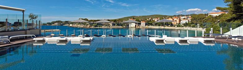 piscine extérieure Bandol
