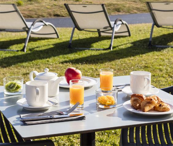 vignette Profitez d'un petit déjeuner inclus si vous séjournez dans plus de 20 jours !