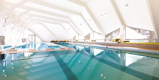piscine et spa thalazur à Carnac