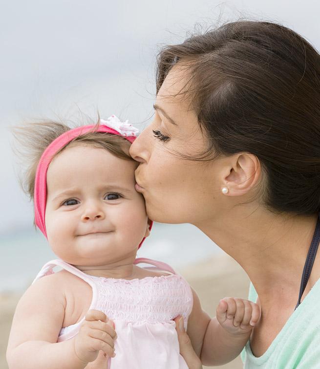 Cure maman bébé - 6 jours