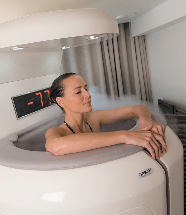 Cryothérapie - 10 séances