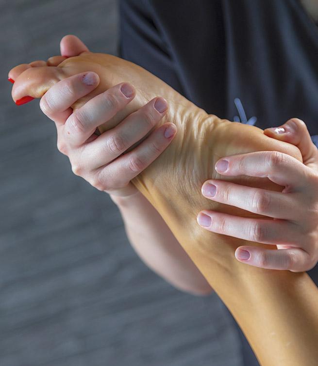 Séance d'ostéopathie (45')