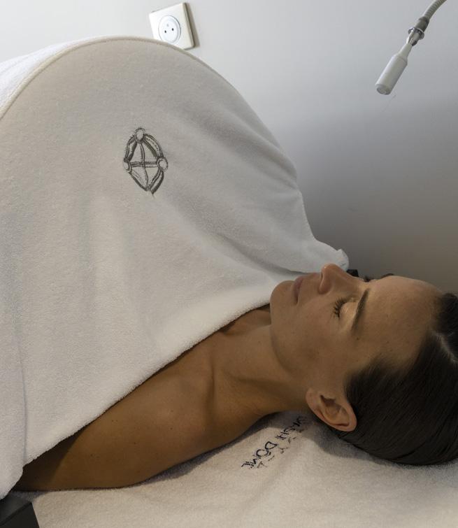 Iyashi Dôme & modelage crânien (30')
