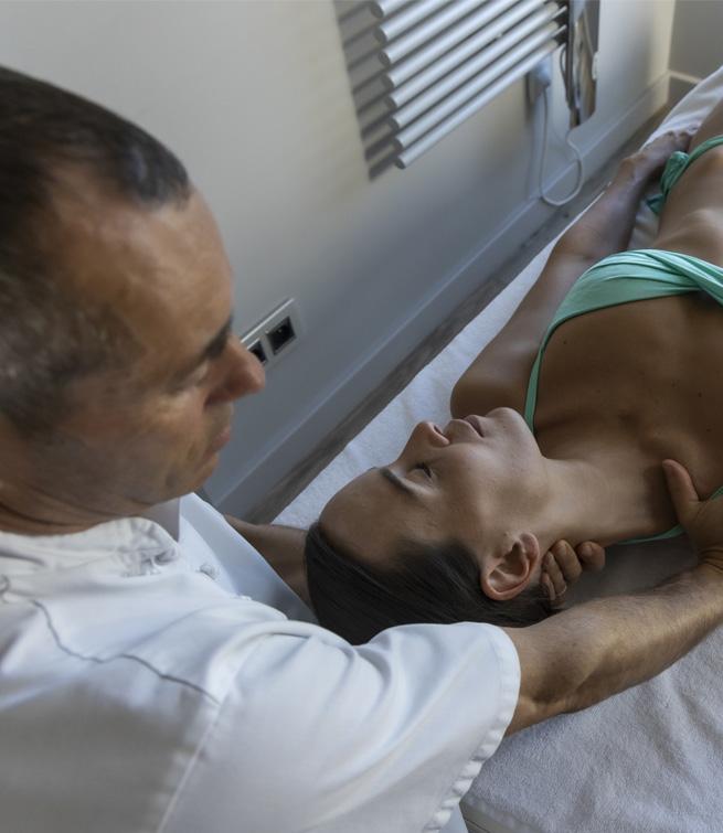massage kiné (20')
