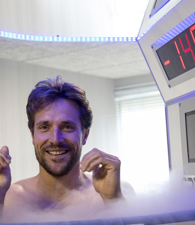 Cryothérapie 10 séances