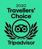 Logo Tripadvisor Travelers choice