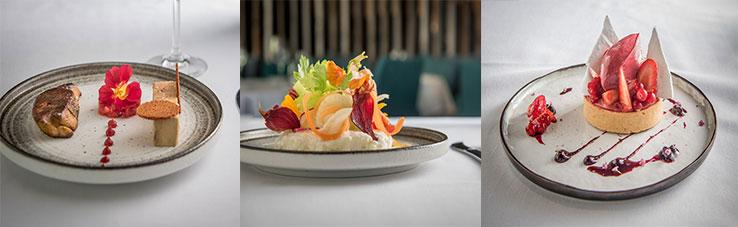 Cartes et menus du restaurant Côté d'Arguin