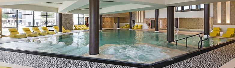espace bien tre de l 39 h tel les bains d 39 arguin thalazur. Black Bedroom Furniture Sets. Home Design Ideas