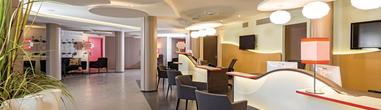 L'établissement hôtel les bains de Camargue