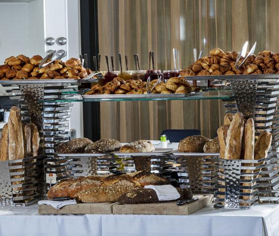 vignette Profitez d'un petit déjeuner inclus si vous séjournez dans les 3 à 20 prochains jours !