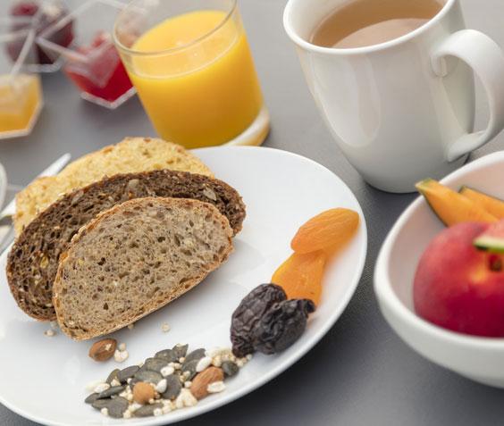 vignette Profitez d'un petit déjeuner inclus si vous séjournez dans les 20 prochains jours !
