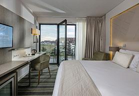 Photo des chambres de Cabourg