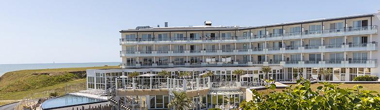 L'établissement hôtel Cordouan<sup>★★★★</sup>