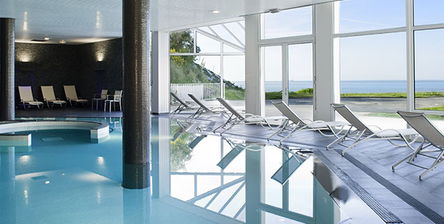piscine et spa thalazur à Royan