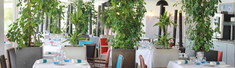 Le restaurant :