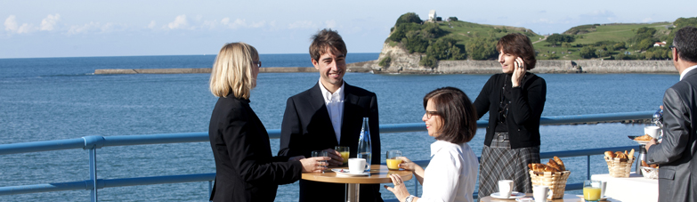 Corporate event in Saint-Jean-de-Luz