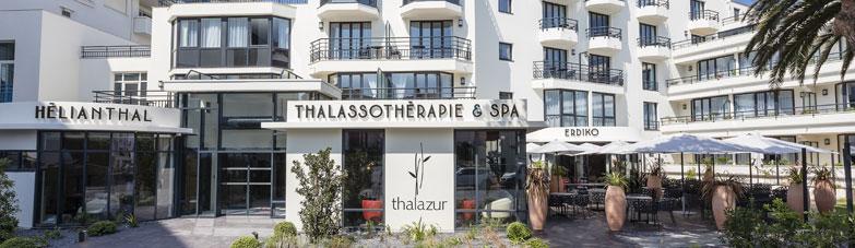 L'hôtel Hélianthal ★★★★ à Saint-Jean-de-Luz