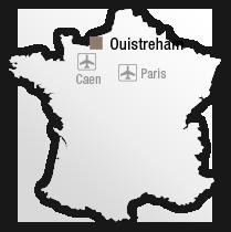 map Situation de l'hôtel Riva-Bella