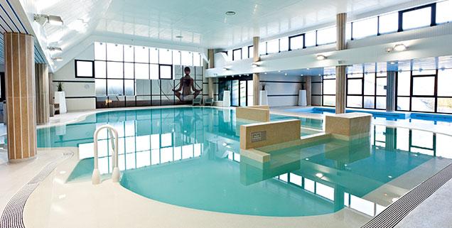 piscine et spa thalazur à Ouistreham