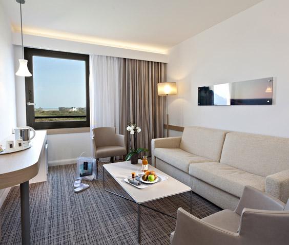 Photo des suites de Ouistreham