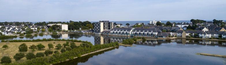 Carnac :  Revivez 100 000 ans d'histoire au rythme des marées.