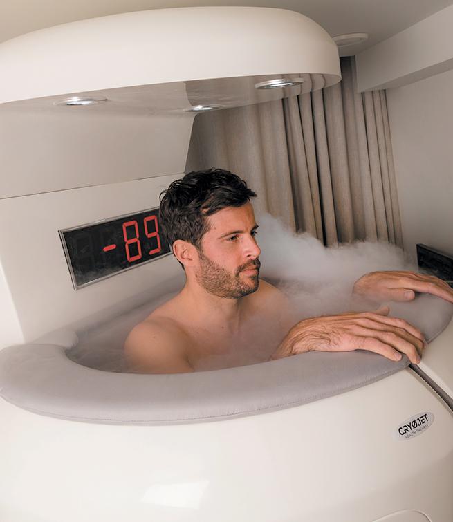 cryothérapie 3 séances