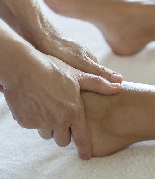 Beauté des pieds (60')