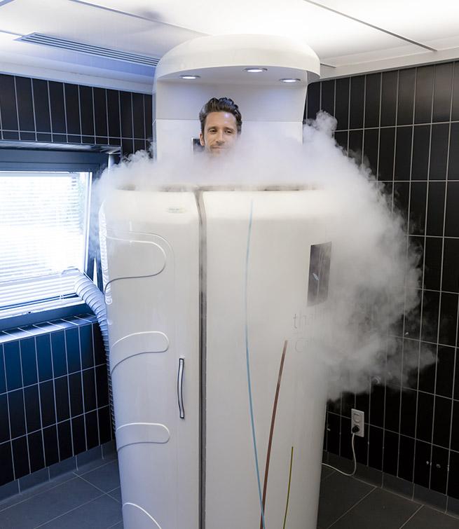1 séance de Cryothérapie