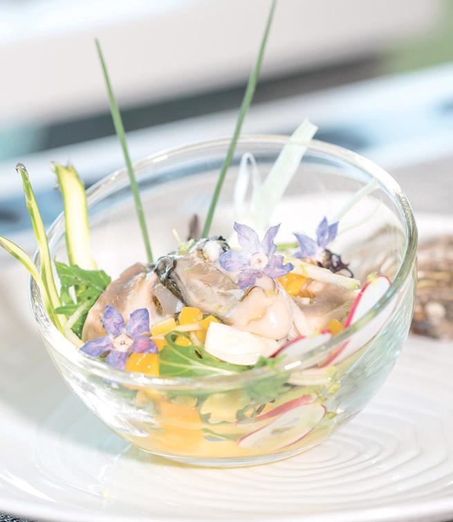 Coffret Gastronomie, thalasso & spa : 2 soins