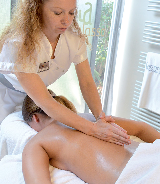 Massage Détente (50')