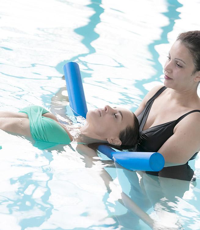 5 cours individuels de natation