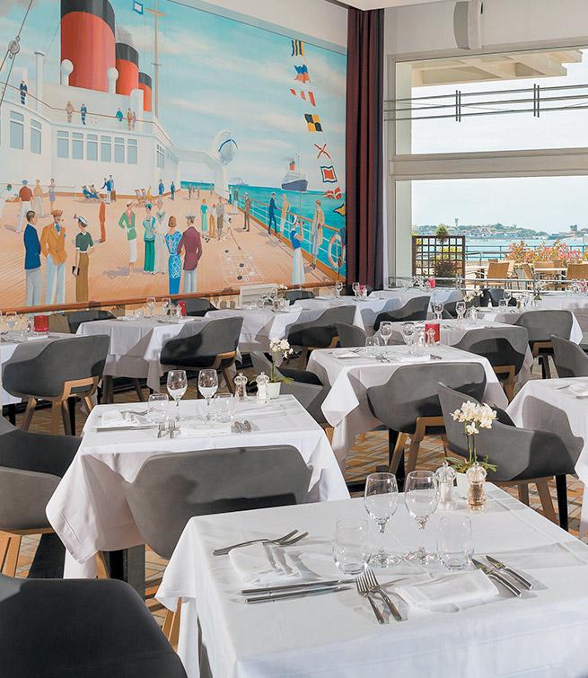 Box restaurant - 3 soins Thalasso d'exception + 1 repas