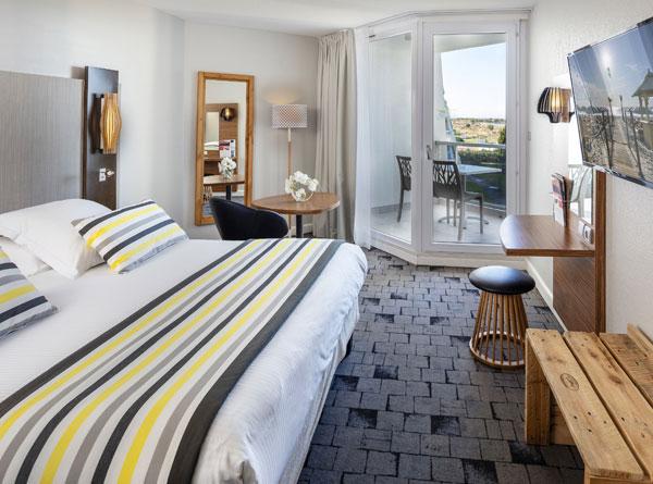 Photo des chambres de Port Camargue
