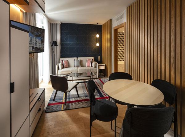 Photo des suites de Saint-Jean-de-Luz